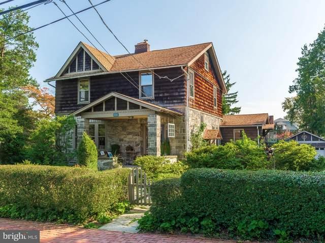 136 E 6TH Street, MEDIA, PA 19063 (#PADE526910) :: Certificate Homes