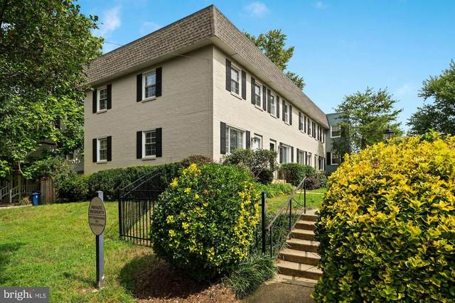 1751 N Cliff Street, ALEXANDRIA, VA 22301 (#VAAX250730) :: The Putnam Group