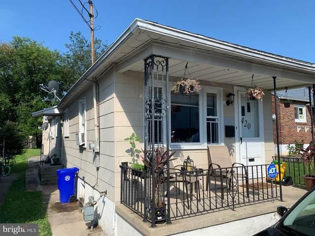 420 Crestmont Street, READING, PA 19611 (#PABK363732) :: Iron Valley Real Estate