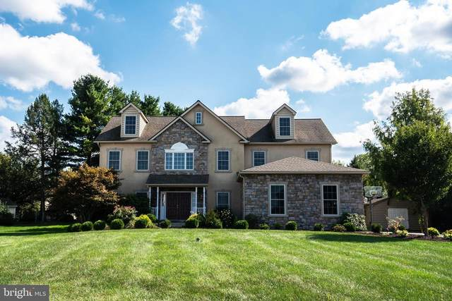 1648 E Thistle Drive, READING, PA 19610 (#PABK363734) :: The Toll Group