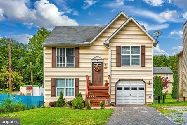 823 W Potomac Street, BRUNSWICK, MD 21716 (#MDFR270560) :: John Lesniewski | RE/MAX United Real Estate