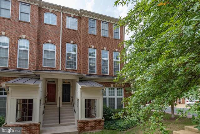 4421-B Eastwick Court 506B, FAIRFAX, VA 22033 (#VAFX1153888) :: Debbie Dogrul Associates - Long and Foster Real Estate