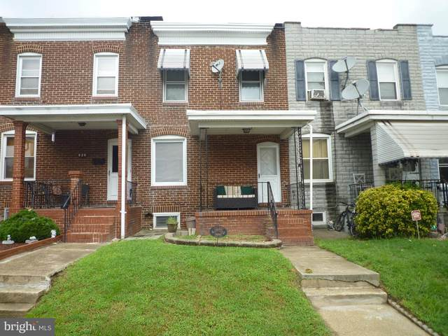 826 W 32ND Street, BALTIMORE, MD 21211 (#MDBA523572) :: The MD Home Team