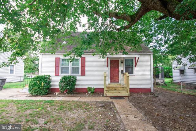 505 Dover Street, SALISBURY, MD 21801 (#MDWC109712) :: ExecuHome Realty