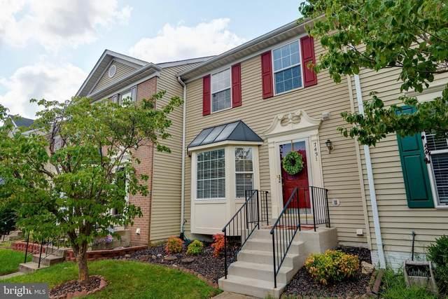 7431 Digby Green, ALEXANDRIA, VA 22315 (#VAFX1153926) :: Debbie Dogrul Associates - Long and Foster Real Estate