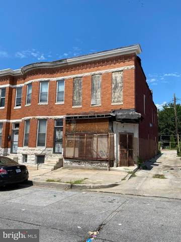 1900 W Saratoga Street, BALTIMORE, MD 21223 (#MDBA523604) :: AJ Team Realty