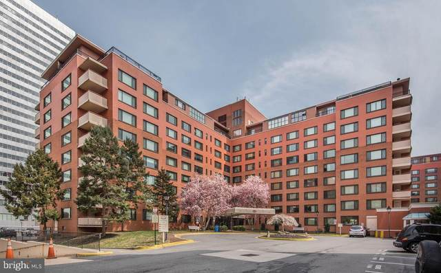 1021 Arlington Boulevard #334, ARLINGTON, VA 22209 (#VAAR169304) :: The Putnam Group