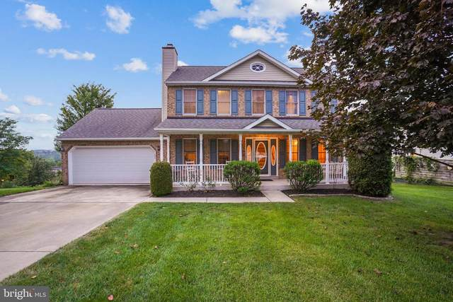 113 Redhaven Court, THURMONT, MD 21788 (#MDFR270572) :: The Riffle Group of Keller Williams Select Realtors