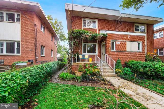 4415 Harrison Street NW, WASHINGTON, DC 20015 (#DCDC486004) :: SP Home Team