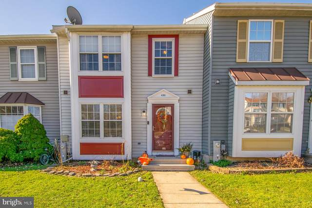 458 Palmer Terrace, WESTMINSTER, MD 21158 (#MDCR199570) :: Peter Knapp Realty Group