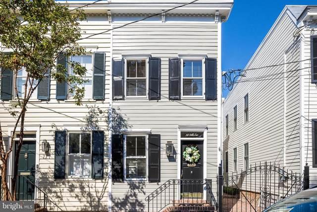 715 S Lee Street 1/2, ALEXANDRIA, VA 22314 (#VAAX250758) :: Debbie Dogrul Associates - Long and Foster Real Estate