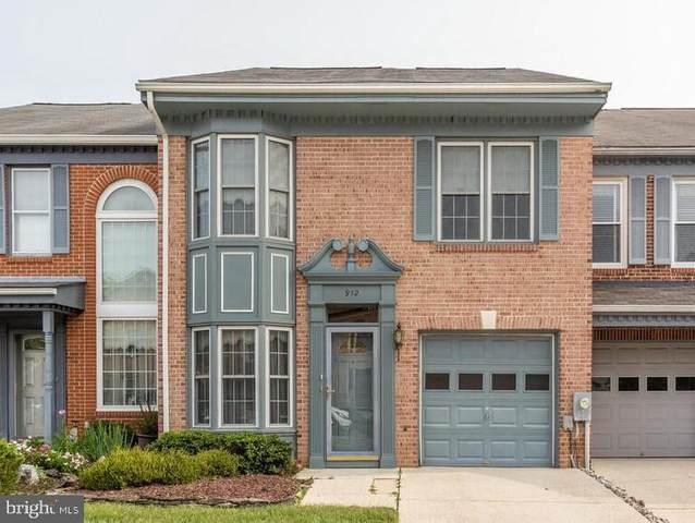 912 Sextant Way, ANNAPOLIS, MD 21401 (#MDAA446002) :: Ultimate Selling Team