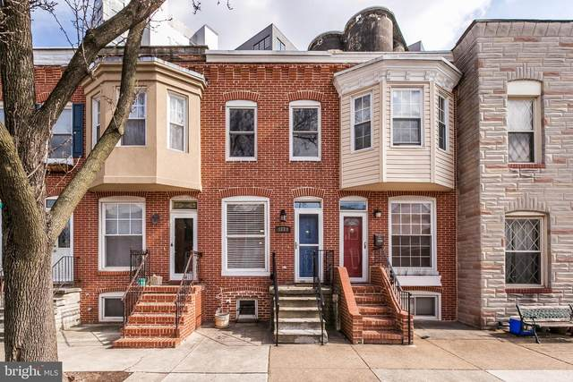 1329 Andre Street, BALTIMORE, MD 21230 (#MDBA523632) :: The Dailey Group