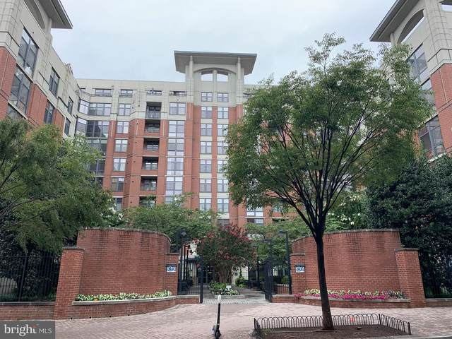 1021 N Garfield Street #145, ARLINGTON, VA 22201 (#VAAR169310) :: Advon Group