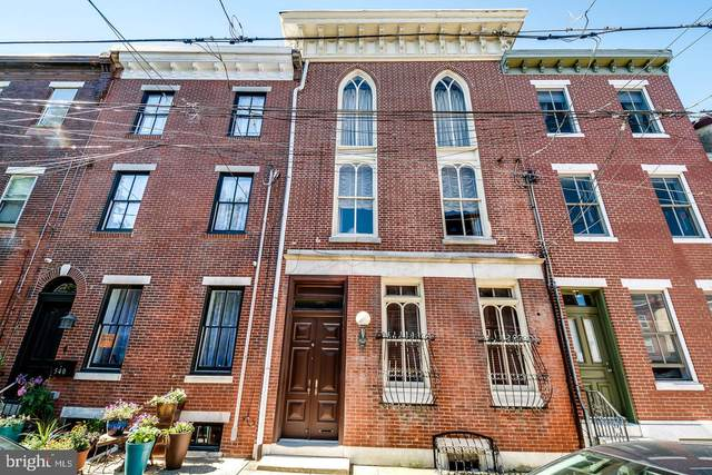 542 Queen Street, PHILADELPHIA, PA 19147 (#PAPH933472) :: The Lux Living Group