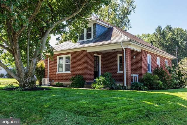 447 N Prince Street, MILLERSVILLE, PA 17551 (#PALA169830) :: The Craig Hartranft Team, Berkshire Hathaway Homesale Realty