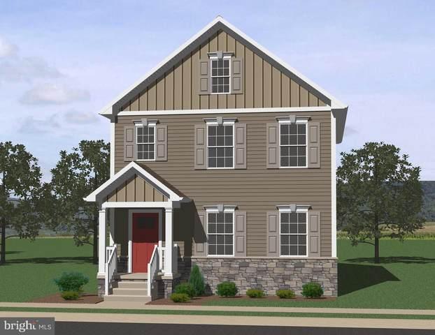 9 Pacific Boulevard #58, EPHRATA, PA 17522 (#PALA169836) :: Linda Dale Real Estate Experts