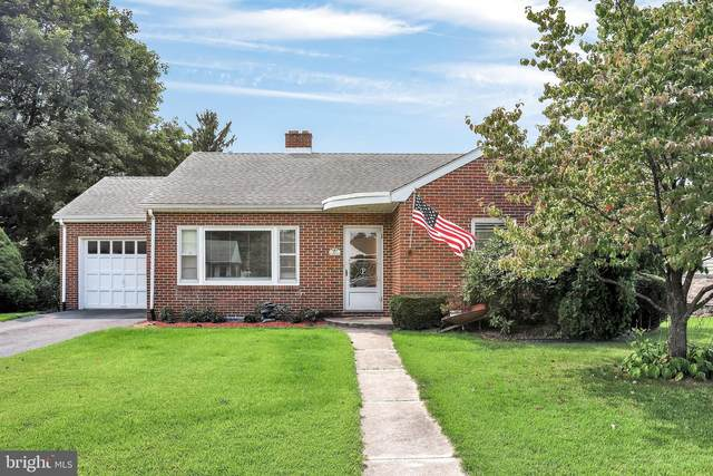 417 W Eighth Street, WAYNESBORO, PA 17268 (#PAFL175144) :: The Joy Daniels Real Estate Group