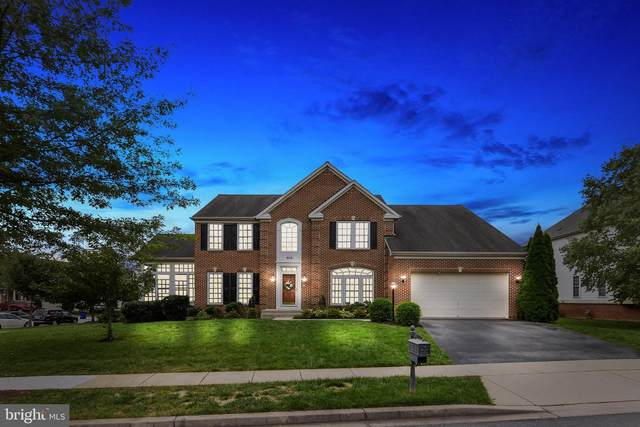 9129 Belvedere Drive, FREDERICK, MD 21704 (#MDFR270582) :: Ultimate Selling Team