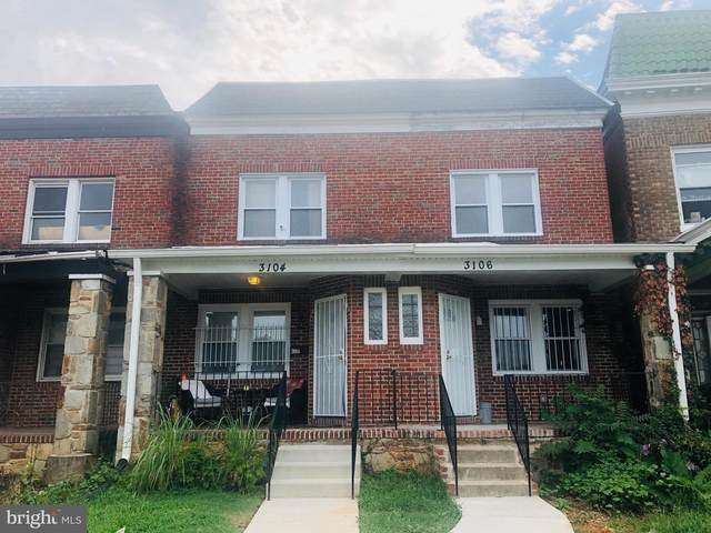 3104 Garrison Boulevard, BALTIMORE, MD 21216 (#MDBA523676) :: SURE Sales Group
