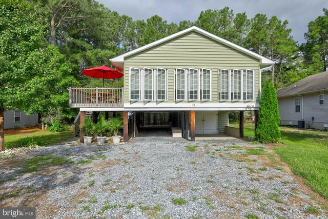 19 Lookout Point, OCEAN PINES, MD 21811 (#MDWO116714) :: The Rhonda Frick Team