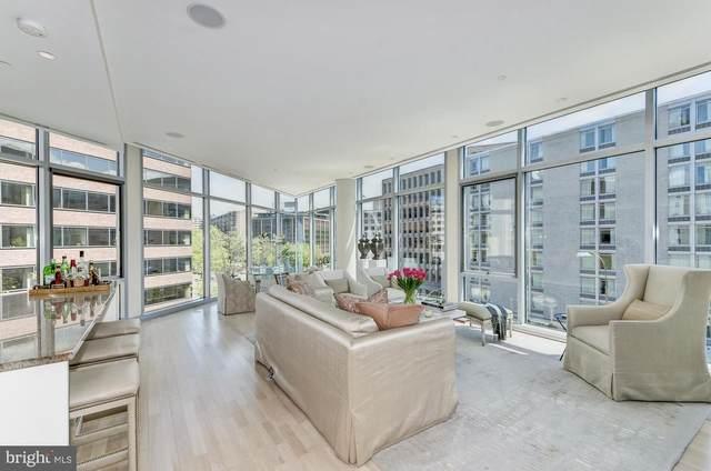 1177 22ND Street NW 4D, WASHINGTON, DC 20037 (#DCDC486092) :: Jennifer Mack Properties