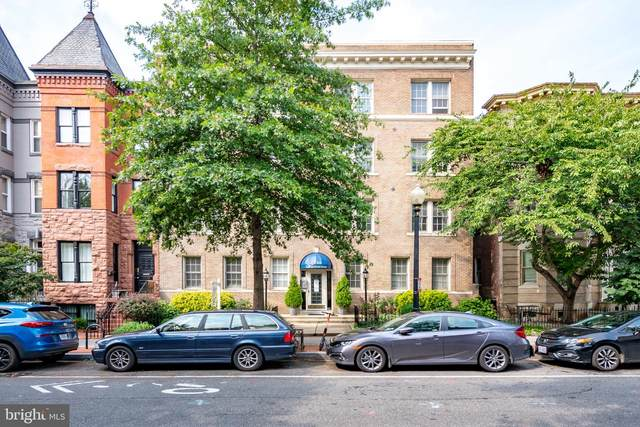 1736 18TH Street NW #404, WASHINGTON, DC 20009 (#DCDC486108) :: The Team Sordelet Realty Group