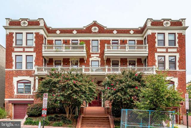 1419 Clifton Street NW #302, WASHINGTON, DC 20009 (#DCDC486112) :: Ultimate Selling Team
