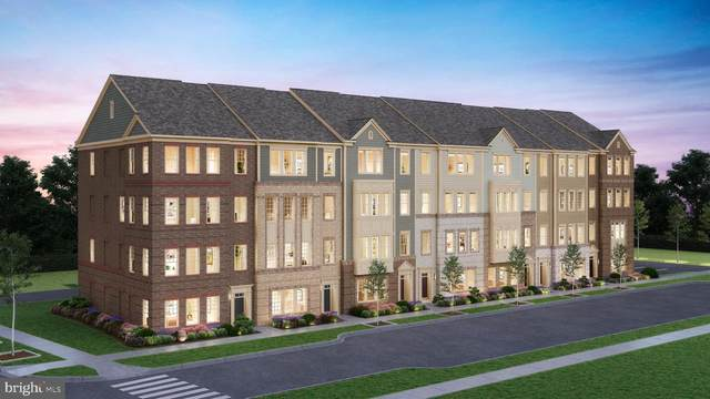 817 Rockwell Avenue #1, GAITHERSBURG, MD 20878 (#MDMC725042) :: Crossman & Co. Real Estate