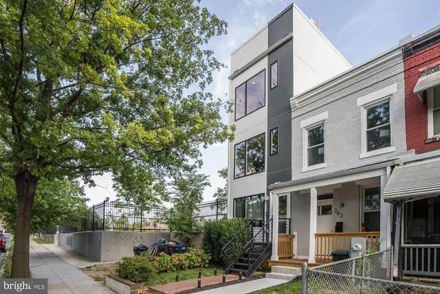 740 Irving Street NW #2, WASHINGTON, DC 20010 (#DCDC486122) :: The Putnam Group