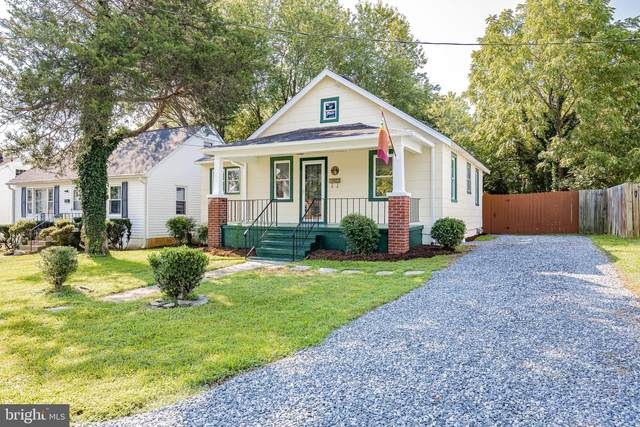 112 Ashby Street, FREDERICKSBURG, VA 22401 (#VAFB117754) :: Debbie Dogrul Associates - Long and Foster Real Estate