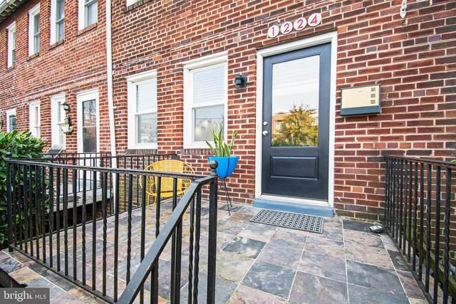 1224 Oronoco Street, ALEXANDRIA, VA 22314 (#VAAX250778) :: Debbie Dogrul Associates - Long and Foster Real Estate