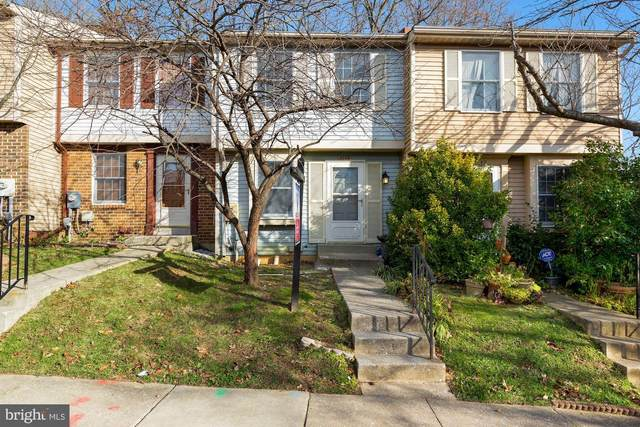 3740 Castle Terrace 120-145, SILVER SPRING, MD 20904 (#MDMC725058) :: The Miller Team