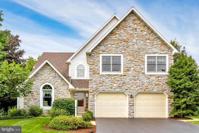 132 Meadow Creek Drive, LANDISVILLE, PA 17538 (#PALA169880) :: The Joy Daniels Real Estate Group