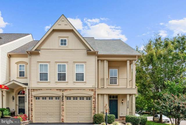23228 Washburn Terrace, BRAMBLETON, VA 20148 (#VALO420974) :: The Licata Group/Keller Williams Realty