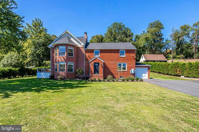 4104 Accotink Parkway, ANNANDALE, VA 22003 (#VAFX1154136) :: ExecuHome Realty