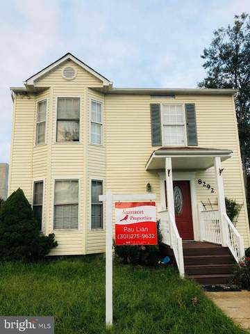 8292 Glen Court, JESSUP, MD 20794 (#MDHW285034) :: Bob Lucido Team of Keller Williams Integrity