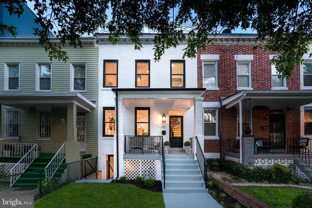 24 Channing Street NW, WASHINGTON, DC 20001 (#DCDC486210) :: The Riffle Group of Keller Williams Select Realtors