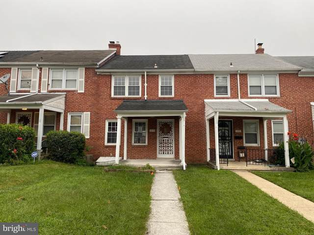1318 Meridene Drive, BALTIMORE, MD 21239 (#MDBA523736) :: Dart Homes