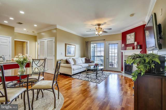 4870 Eisenhower Avenue #402, ALEXANDRIA, VA 22304 (#VAAX250794) :: Crossman & Co. Real Estate