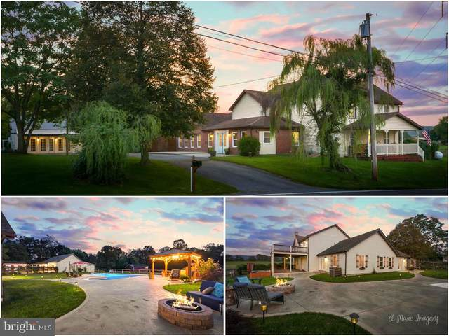 9136 Old Hagerstown Road, MIDDLETOWN, MD 21769 (#MDFR270620) :: Jim Bass Group of Real Estate Teams, LLC
