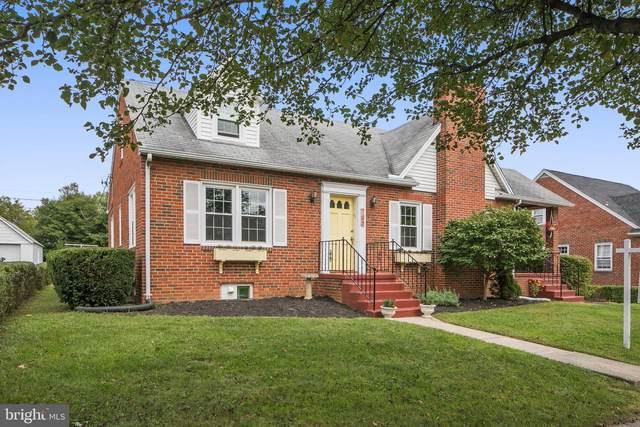 105 Frederick Avenue, FREDERICK, MD 21701 (#MDFR270622) :: Crossman & Co. Real Estate