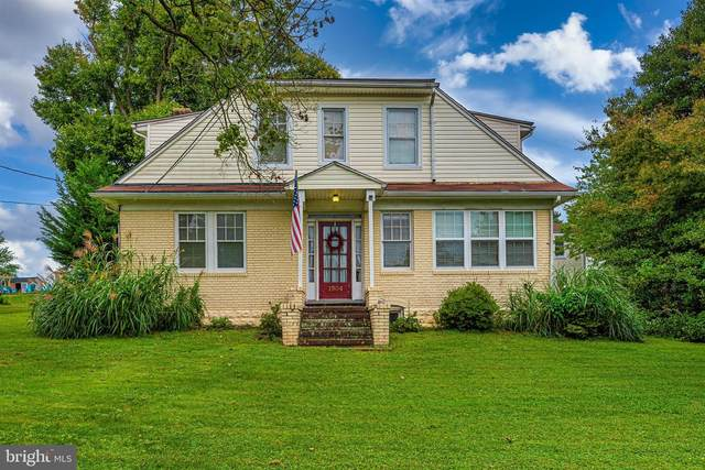1904 S Main Street, MOUNT AIRY, MD 21771 (#MDFR270624) :: Certificate Homes