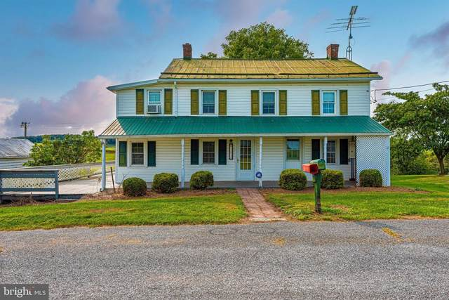 12030 Lookingbill Road, KEYMAR, MD 21757 (#MDFR270628) :: The Redux Group