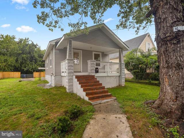 3323 D Street SE, WASHINGTON, DC 20019 (#DCDC486292) :: Jennifer Mack Properties