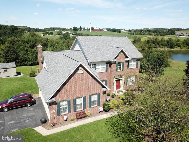 3898 Saint Clair Court, MONROVIA, MD 21770 (#MDFR270640) :: Jim Bass Group of Real Estate Teams, LLC