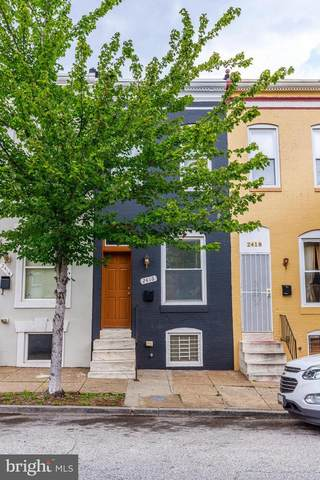 2416 Jefferson Street, BALTIMORE, MD 21205 (#MDBA523796) :: AJ Team Realty