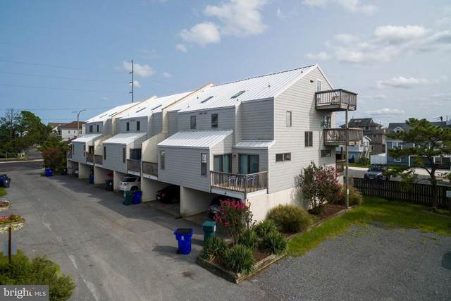 100 Anchor Way #5, DEWEY BEACH, DE 19971 (#DESU168904) :: Barrows and Associates