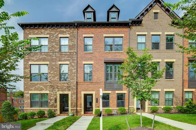 5717 11TH Street N, ARLINGTON, VA 22205 (#VAAR169392) :: City Smart Living