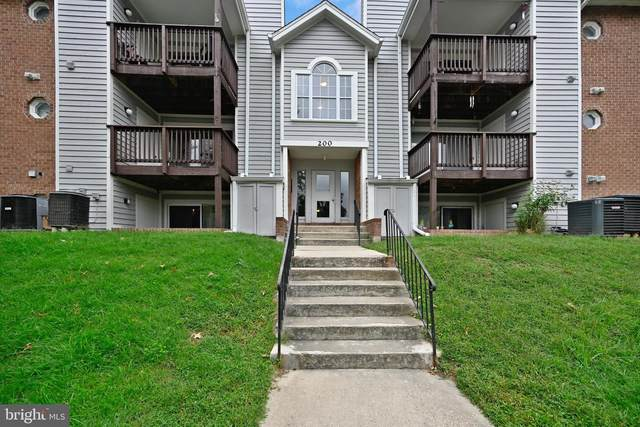 200 Spring Maiden Court #204, GLEN BURNIE, MD 21060 (#MDAA446204) :: Crossman & Co. Real Estate